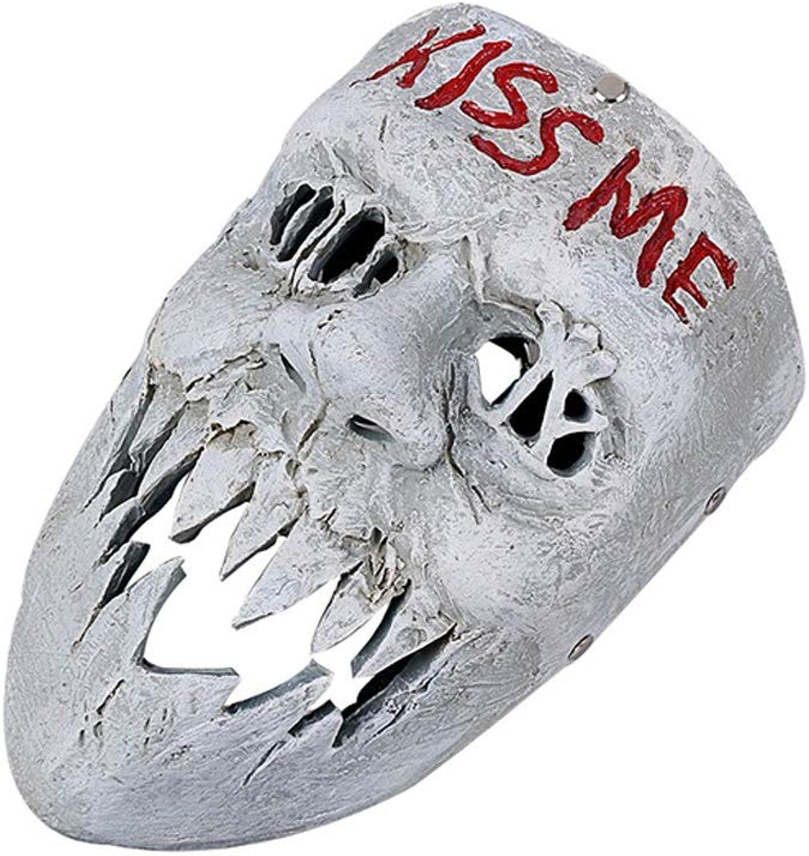 precios bajos Mask- Kiss Resina de Alto Grado Disfraz de Disfraces Disfraces Disfraces de Halloween Fiesta de Disfraces de Terror  gran venta