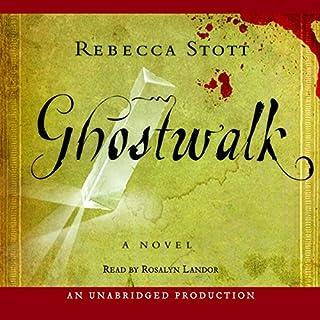 Ghostwalk audiobook cover art