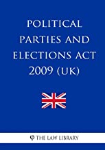 Political Parties and Elections Act 2009 (UK)