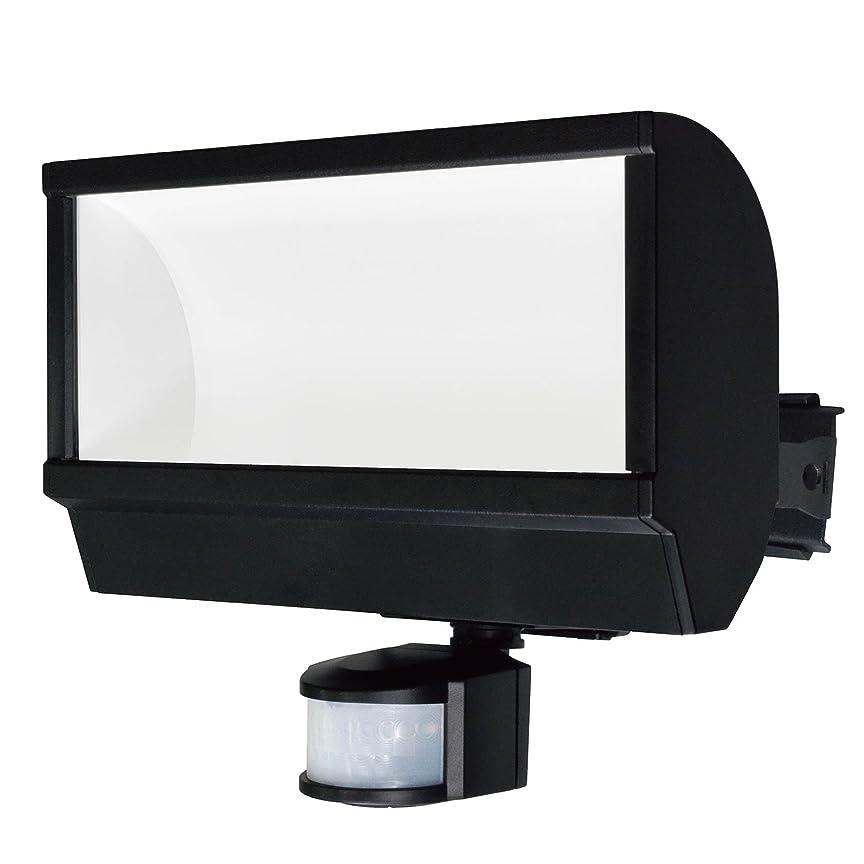 ポンペイ厚いバドミントンELPA 朝日電器 LEDセンサーライト ESL-W2801AC ESL-W2801AC