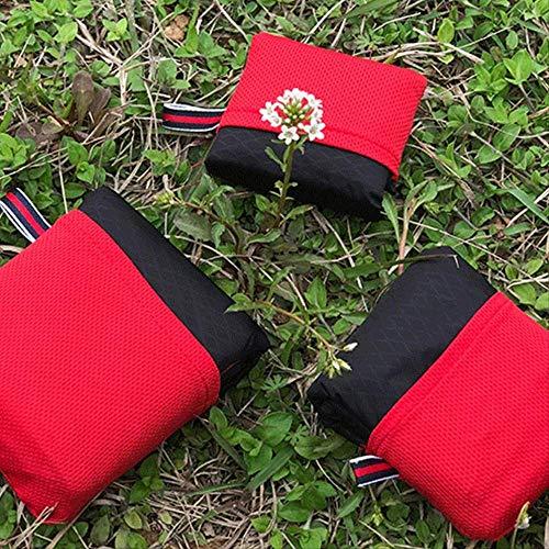 ZIQIAO Isomatte Faltbare Camping Picknick Matte tragbare Tasche kompakte feuchtigkeitsdichte Pad Decke Garten wasserdicht Ultraleicht Yoga Outdoor Neu