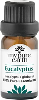 My Pure Earth Eucalyptus Essential Oil, 10ml