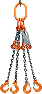 rigging chains and hooks
