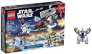Star Wars Lego 2015 Advent Calendar 75097 & Exclusive Hallmark R2-D2 Christmas Tree Ornament