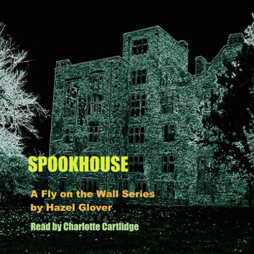 Spookhouse audiobook cover art