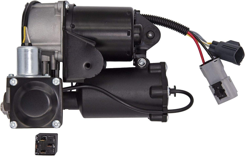 Los Angeles Mall LR023964 Air Ride Suspension Import Compressor for LR3 05-09 Fit Pump