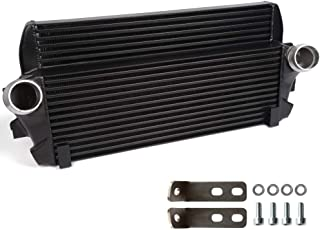 New High Performance Front Mount Intercooler For BMW F01/06/07/10/11/12 OEM 200001069,Black