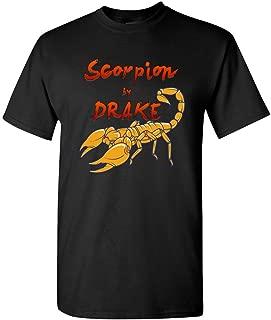 Best scorpion shirt drake Reviews