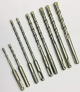 6,5 x 148 mm Eurobit 0215 Broca larga de acero HSS-G para metal DIN 340