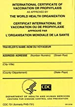 who international certificate of vaccination