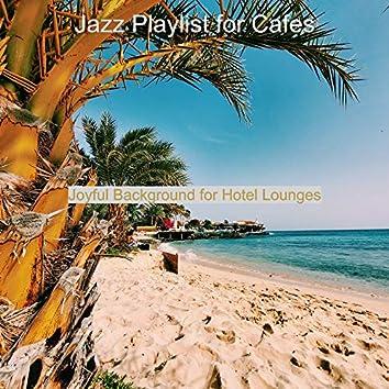 Joyful Background for Hotel Lounges