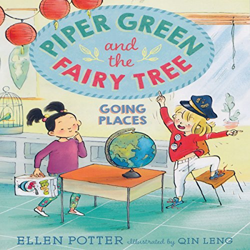 Piper Green and the Fairy Tree: Going Places audiobook cover art