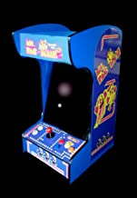 Retro Arcade Machine with 60 Games -Tabletop/Bartop - All The Classics - Perfect for Man Caves, Bars and Game Rooms! (Blue)