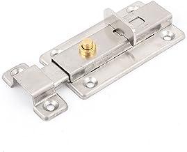 Veerbelaste automatische deurvergrendeling.