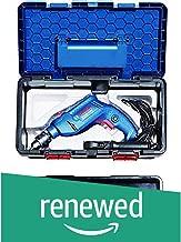 (Renewed) Bosch Freedom Kit GSB 550-Watt Impact Drill Kit (Blue, 91-Pieces)
