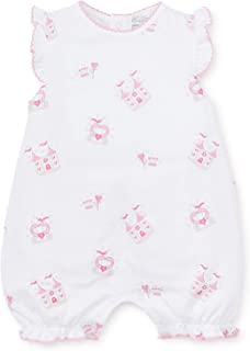 Kissy Kissy Baby-Girls Infant Princess Castle Print Short Playsuit