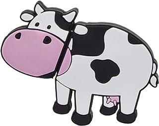 Flash Drive 64GB USB 2.0 Memory Stick Novelty Animal Pendrive Cartoon Cow for Data Storage by FEBNISCTE