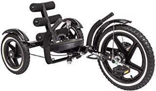 Mobo Mobito Sport - The Ultimate Three Wheeled Cruiser