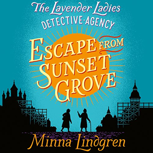 Couverture de Escape from Sunset Grove