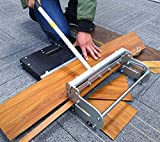 MantisTol LVT-330 13' Pro Vinyl floor cutter for VCT,LVT, PVC, LVP, WPC and Rigid Core Vinyl Plank.Best Buy!