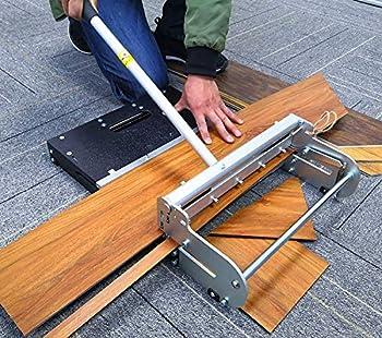MantisTol LVT-330 13  Pro Vinyl floor cutter for VCT,LVT PVC LVP WPC and Rigid Core Vinyl Plank.Best Buy!