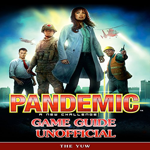Pandemic a New Challenge Game Guide Unofficial cover art