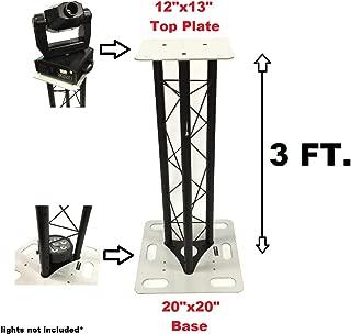 CedarsLink 3 FT Triangle Stage/Club DJ Lighting Truss Tower Totem System