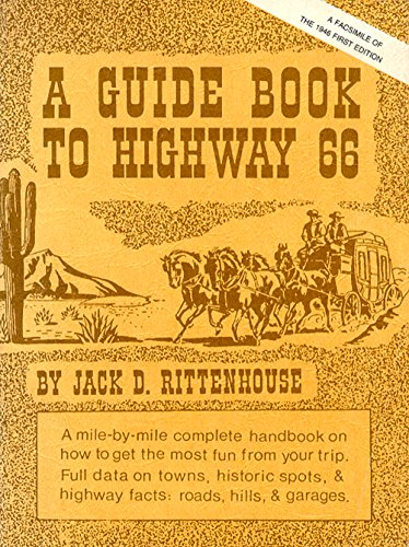 A Guide Book to Highway 66 (English Edition)