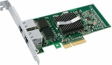 Intel PRO/1000 PT Dual Port Server Adapter Interno 1000Mbit/s adaptador y tarjeta de red - Accesorio de red (Alámbrico, PCI-E, 1000 Mbit/s, IEEE 802.1p,IEEE 802.1Q,IEEE 802.1x, Intel 82571GB, 10/100/1000BaseT(X))