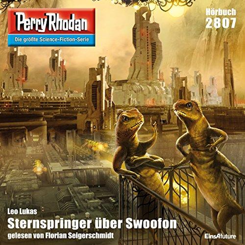 Sternspringer über Swoofon Titelbild