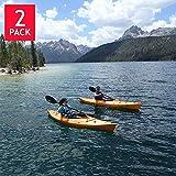 eMotion Glide 9'8' Sit-in-Kayak, 2-Pack