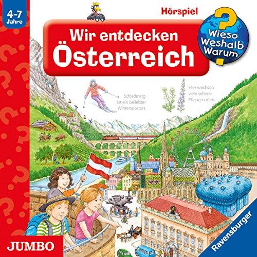 Wir entdecken Österreich Titelbild