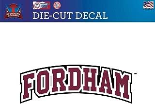 Victory Tailgate Fordham University Rams Die-Cut Vinyl Decal Logo 2