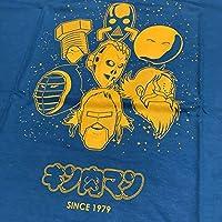 バンバンビガロ キン肉マンシリーズ Tシャツ カラー ブルー Lサイズ タグつき