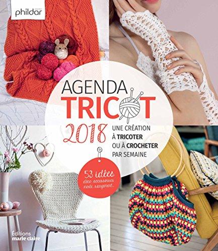 Agenda tricot : Une création à t...