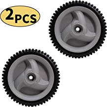NUWEISHI 583719501 Mower Front Drive Wheels for Craftsman Husqvarna 194231X460 401274X460 2-Pack
