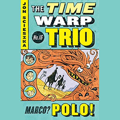 Couverture de Marco Polo