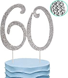 diamond numbers for cakes