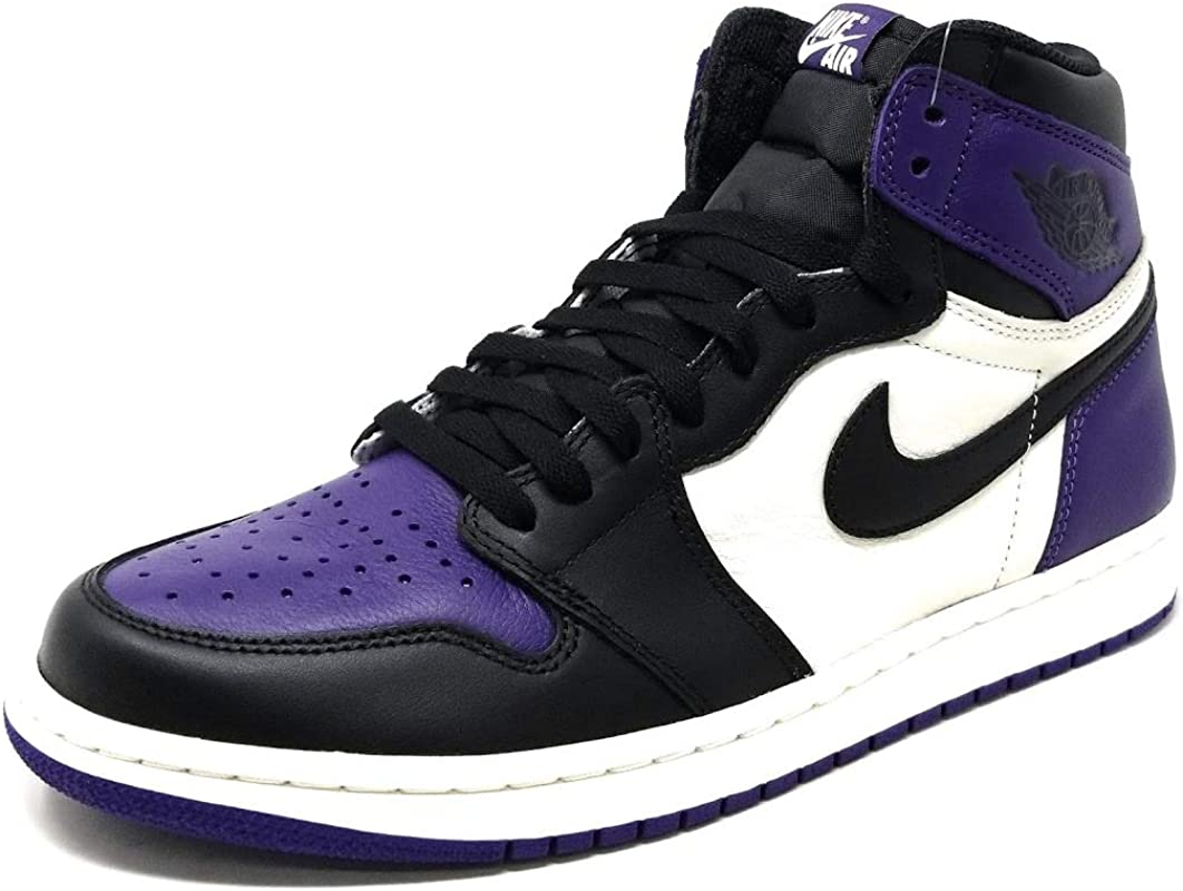 air jordan 1 retro high purple