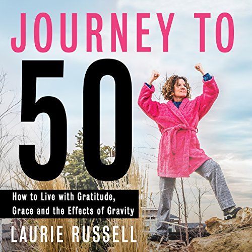 Journey to 50 audiobook cover art