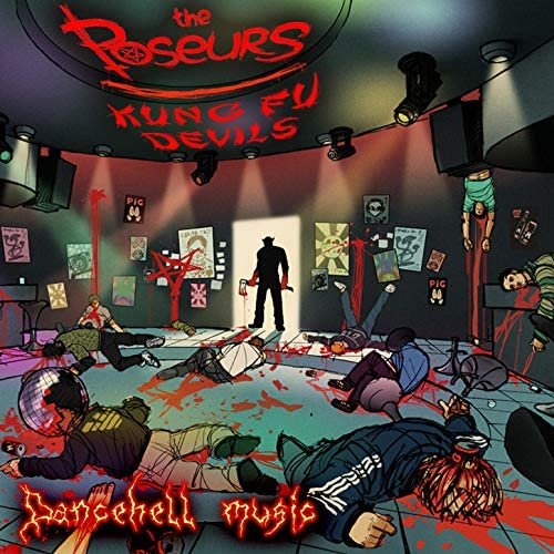 The Poseurs & Kung Fu Devils