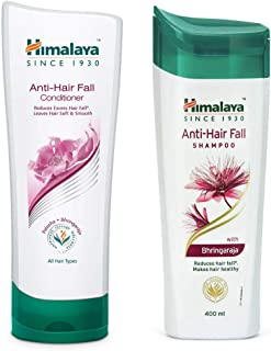 Himalaya Anti-Hair Fall Conditioner, 100ml and Himalaya Herbals Anti Hair Fall Shampoo, 400ml