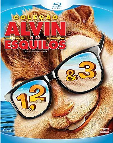 Alvin E Os Esquilos - Coleção