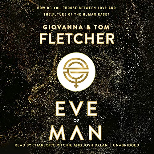 Eve of Man audiobook cover art