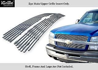 Best 2000 silverado billet grille Reviews