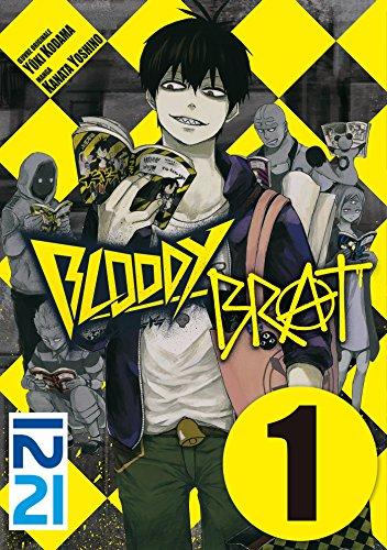 Couverture du livre Bloody Brat - chapitre 01