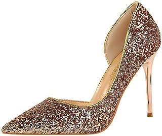 BalaMasa Womens APL12200 Pu Heeled Sandals