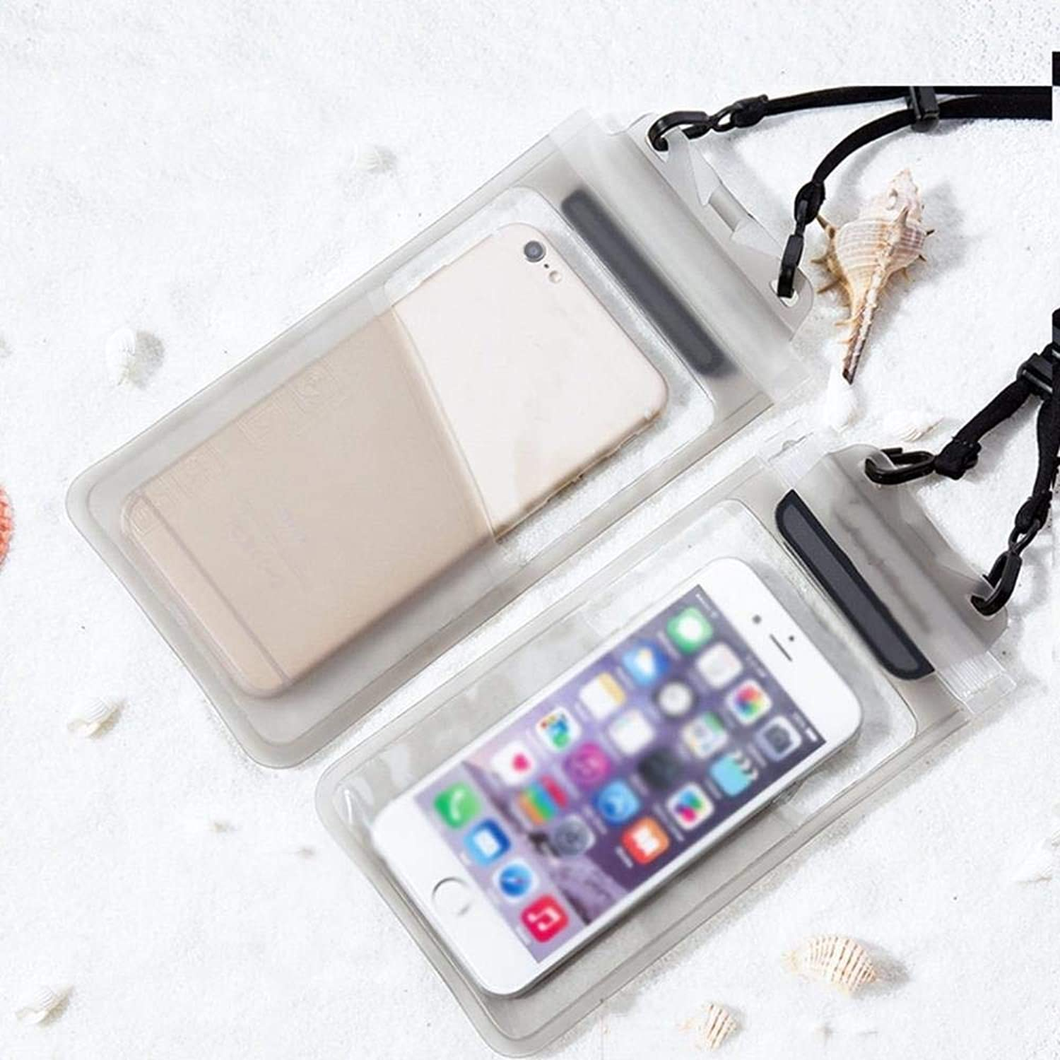 Mobile Phone Waterproof Bag, Smartphone Diving Suit(6.5 Inches Or Less)
