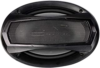 Suzec Gear Series Car Speaker Pair with Tweeters, 500 W woofer Quality Sound, high bass 6X9 Speaker with 2 Way Sound Clarity