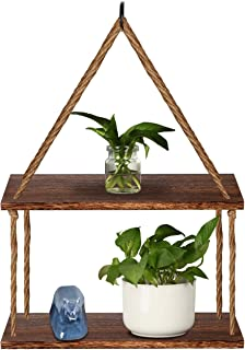 Best hanging window plant shelves Reviews